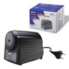 Точилка электрическая KW-trio, индикатор заточки, питание от сети 220 В, черная