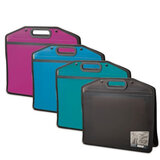 Сумка пластиковая ERICH KRAUSE «Vivid Colors», А4, 4 цвета ассорти