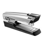 Степлер MAPED (Франция) «Universal Metal», №24/<wbr/>6-26/<wbr/>6, на 25 листов, металлический, серый с черной накладкой