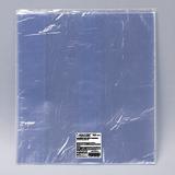 Обложка ПВХ для учебника BRAUBERG (БРАУБЕРГ) универсальная, прозрачная, плотная, 120 мкм, 232×455 мм