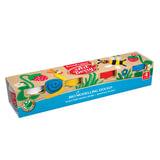 Пластилин на растительной основе (тесто для лепки) ERICH KRAUSE Artberry, 4 цвета, 140 г