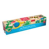 Пластилин на растительной основе (тесто для лепки) ERICH KRAUSE Artberry, 4 цвета, 400 г