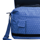 Сумка на ремне BRAUBERG (БРАУБЕРГ) B-HB1426, для старшеклассниц/<wbr/>студенток, голубая, «Прованс», 37×27×10 см