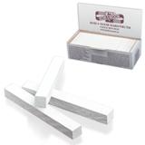 Мел школьный KOH-I-NOOR, комплект 100 шт., квадратный, белый, картонная коробка