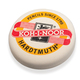 Резинка стирательная KOH-I-NOOR круглая, диаметр 41 мм, белая, картонный дисплей