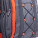 Рюкзак для школы и офиса BRAUBERG «SpeedWay 1» (БРАУБЕРГ «Спидвей»), 25 л, размер 46×32×19 см, ткань, серо-оранжевый