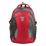 Рюкзак для школы и офиса BRAUBERG «StreetBall 1», 30 л, размер 48×34×18 см, ткань, серо-красный