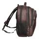 Рюкзак для школы и офиса BRAUBERG «Toff» (БРАУБЕРГ «Тоф»), 32 л, размер 46×35×25 см, ткань, коричневый