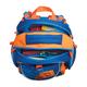 Рюкзак ERICH KRAUSE для учеников начальной школы, 20 л, синий/<wbr/>оранжевый, «Мотоцикл», 38×28×14 см