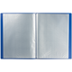 Папка 30 вкладышей ERICH KRAUSE «Standard», А4, вертикальная, синяя, 0,6 мм