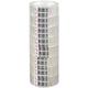 Клейкие ленты 18 мм х 30 м канцелярские ЛУЧ, комплект 8 шт., прозрачные, гарантированная длина