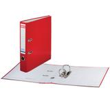 Папка-регистратор ERICH KRAUSE «Стандарт», с покрытием из ПВХ, 50 мм, красная