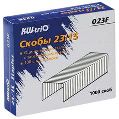 Скобы для степлера KW-trio №23/<wbr/>15, 1000 шт.