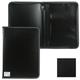 Папка на молнии пластиковая BRAUBERG «Contract» (БРАУБЕРГ «Контракт»), А4, 335×242 мм, внутренний карман, черная