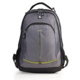 Рюкзак BRAUBERG (БРАУБЕРГ) B-TR1610 для старшеклассников/<wbr/>студентов, 30 л, серый, «Дельта», 33×18×49 см