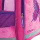 Рюкзак ПИФАГОР для учениц начальной школы, 20 л, розовый, «Бабочки», 38×28×14 см