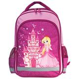 Рюкзак ПИФАГОР для учениц начальной школы, «Принцесса», 15 литров, 38×28×14 см