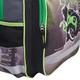 Рюкзак ПИФАГОР для учеников начальной школы, 19 л, черно-серый, «Мотоциклист», 38×30×14 см