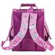 Ранец жесткокаркасный BRAUBERG (БРАУБЕРГ) для учениц начальной школы, 17 л, розово-бордовый, «Щенок», 34×26×16 см