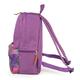 Рюкзак BRAUBERG (БРАУБЕРГ) B-HB1601 для старшеклассниц/<wbr/>студенток, 20 л, «Фиолетовый», карман с пуговицей, 40×28×12 см