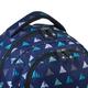 Рюкзак BRAUBERG (БРАУБЕРГ) B-HB1604 для старшеклассников/<wbr/>студентов, 30 л, универсальный, «Треугольники», синий, 45×32×18 см