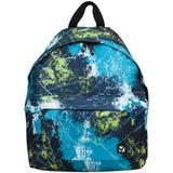 Рюкзак BRAUBERG (БРАУБЕРГ), универсальный, сити-формат, сине-голубой, «Лед», 20 литров, 41×32×14см