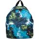 Рюкзак BRAUBERG (БРАУБЕРГ) B-HB1612 для старшеклассников/<wbr/>студентов, 20л, универсальный, сине-голуб, «Лед», плотное дно, 41×32×14см
