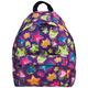 Рюкзак BRAUBERG (БРАУБЕРГ) B-HB1613 для старшеклассниц/<wbr/>студенток, 20 л, фиолетовый, «Звездочки», плотное дно, 41×32×14 см