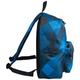 Рюкзак BRAUBERG (БРАУБЕРГ) B-HB1616 для старшеклассников/<wbr/>студентов/<wbr/>молодежи, 20 л, синий, «Клетка», плотное дно, 41×32×14 см