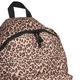 Рюкзак BRAUBERG (БРАУБЕРГ) B-HB1622 для старшеклассниц/<wbr/>студентов/<wbr/>молодежи, 20 л, «Леопардовый», плотное дно, 41×32×14 см