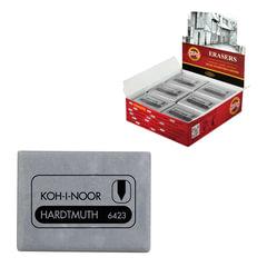 Ластик-клячка KOH-I-NOOR, 47×36×10 мм, супермягкий, серый