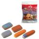 Резинки стирательные KOH-I-NOOR, набор ассорти 50 г, разной формы и цветов, европодвес