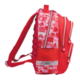 Рюкзак BRAUBERG (БРАУБЕРГ), с EVA спинкой, для учениц начальной школы, 19 л, розово-красный, «Мишка», 38×30×14 см