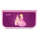 Пенал-косметичка ПИФАГОР для учениц начальной школы, «Принцесса», 23×12 см