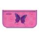 Пенал-косметичка ПИФАГОР для учениц начальной школы, «Бабочка», 23×12 см