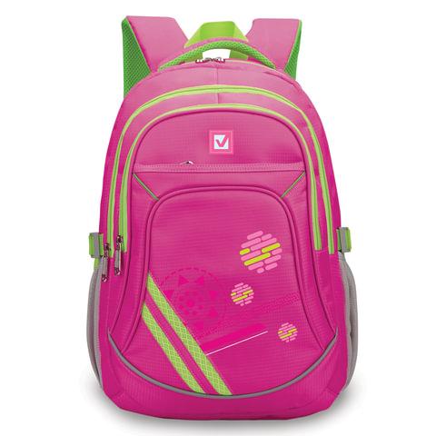 Рюкзак BRAUBERG (БРАУБЕРГ) для старших классов/<wbr/>студентов/<wbr/>молодежи, «Роуз», 30 литров, 46×34×18 см