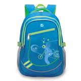 Рюкзак BRAUBERG для старших классов/<wbr/>студентов/<wbr/>молодежи, «Лазурь», 30 литров, 46×34×18 см