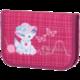 Пенал TIGER FAMILY (ТАЙГЕР) Кошечка, 1 отделение, откидная планка, 20×14×4 см