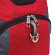 Рюкзак WENGER (Швейцария), универсальный, 26 л, красно-черный, серые вставки, 34×17×47 см