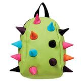 Рюкзак MADPAX «Rex Pint Mini 2», молодежный, мини, 5 л, салатовый, «Цветные шипы», 26×19×10 см