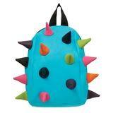 Рюкзак MADPAX «Rex Pint Mini 2», молодежный, мини, 5 л, голубой, «Цветные шипы», 26×19×10 см
