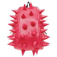 Рюкзак MADPAX «Gator Full», универсальный, молодежный, 32 л, розовый, «Шипы», 46×35×20 см