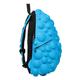 Рюкзак MADPAX «Bubble Full», универсальный, молодежный, 32 л, голубой, «Пузыри», 46×35×20 см