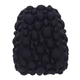 Рюкзак MADPAX «Bubble Half», универсальный, молодежный, 16 л, черный, «Пузыри», 36×31×15 см