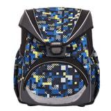 Рюкзак с ортопедической спинкой TIGER FAMILY (ТАЙГЕР) Матрица, 16 л, 38×32×22 см