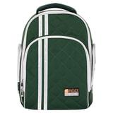 Рюкзак с ортопедической спинкой TIGER FAMILY (ТАЙГЕР) Полосы, хаки, 19 л, 39×31×22 см