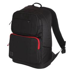 Рюкзак TIGER FAMILY (ТАЙГЕР) ЭКО-материал, черный, 20 л, 47×32×17 см