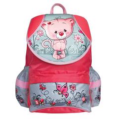 Рюкзак BRAUBERG для учениц, ортопедический, экстралегкий, евроформат, «Игрушка», 15 литров, 38×26×16 см