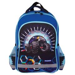 Рюкзак ПИФАГОР для учеников начальной школы, «Джип», 15 литров, 38×28×14 см