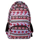 Рюкзак BRAUBERG для старшеклассников/<wbr/>студентов/<wbr/>молодежи, узоры, «Фигуры», 27 литров, 47×32×14 см